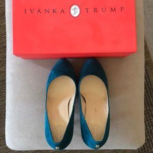 Ivanka Trump pumps